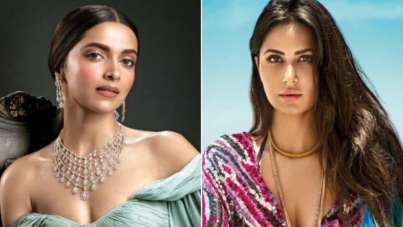 Deepika Padukone (left) and Katrina Kaif (right). Image from Facebook