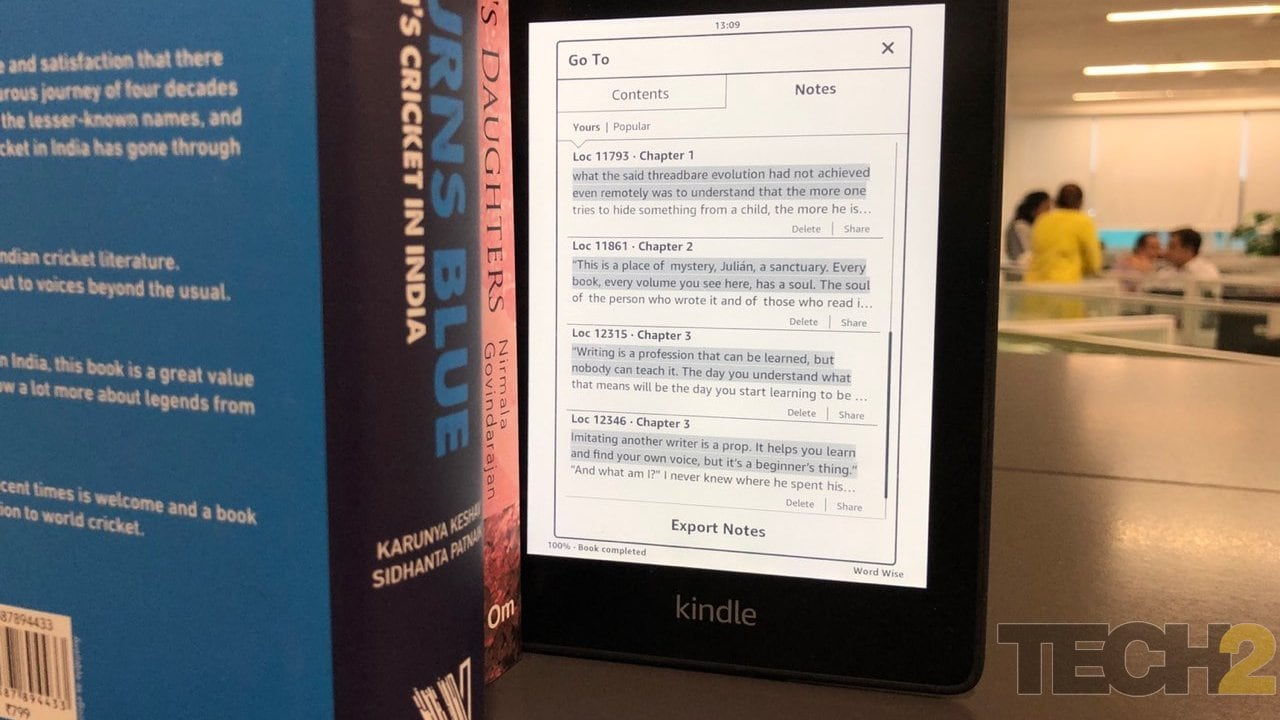 Amazon Kindle Paperwhite 4G review: Familiar e-reader which you can