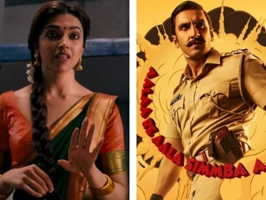 Deepika Padukone on Simmba: The Ranveer Singh-Rohit Shetty cop drama has 'success written all over it'
