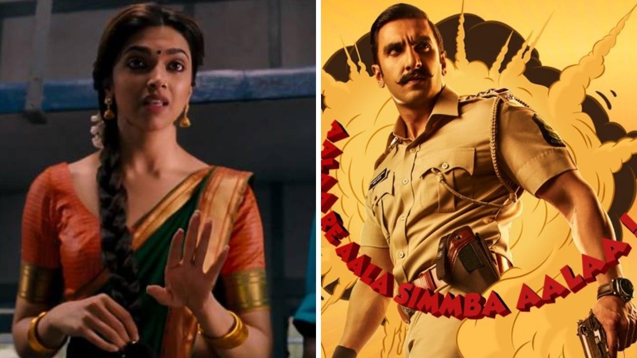 Deepika Padukone on Simmba: The Ranveer Singh-Rohit Shetty cop drama has success written all over it
