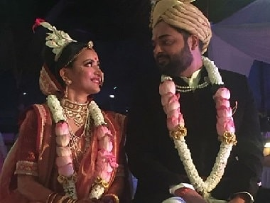 Makdee actress Shweta Basu Prasad marries longtime boyfriend Rohit Mittal in Pune