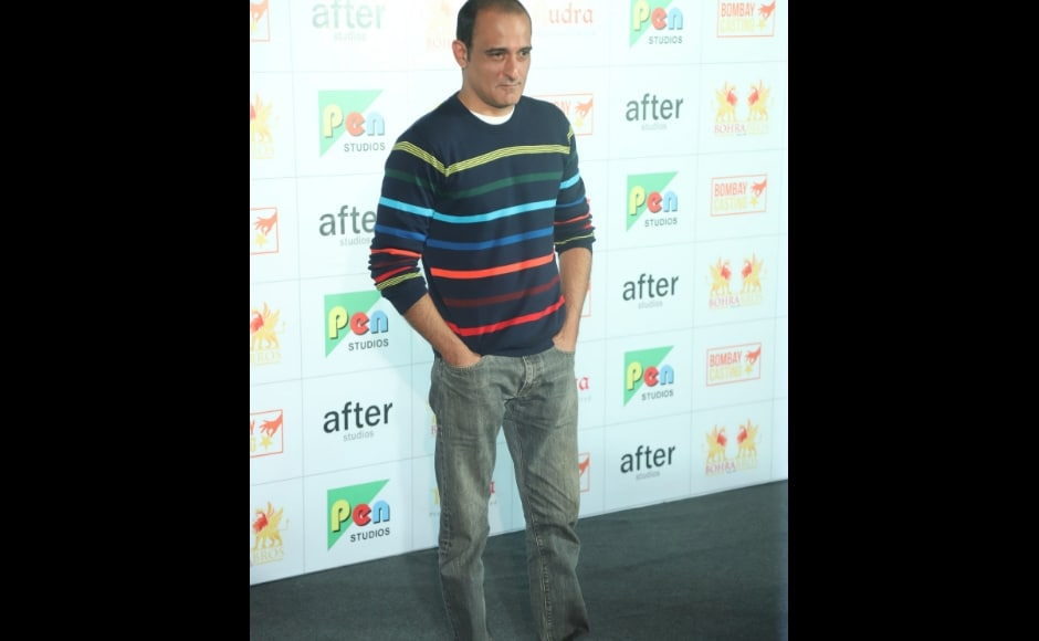 Akshaye Khanna will play Sanjaya Baru who served as the media advisor of Manmohan Singh from 2004 to 2008.