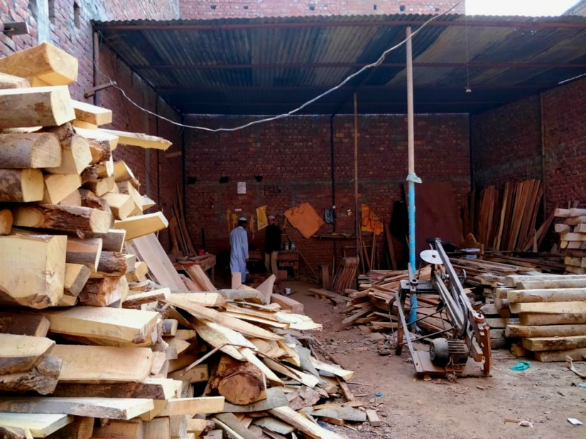 In Saharanpur, art of woodwork thrives as artisans embrace