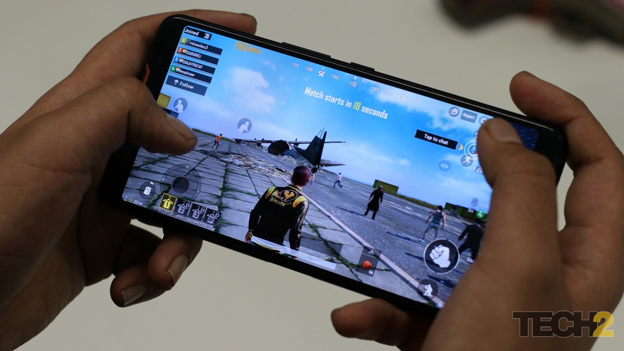 Asus ROG Phone review: Best PUBG experience marred by
