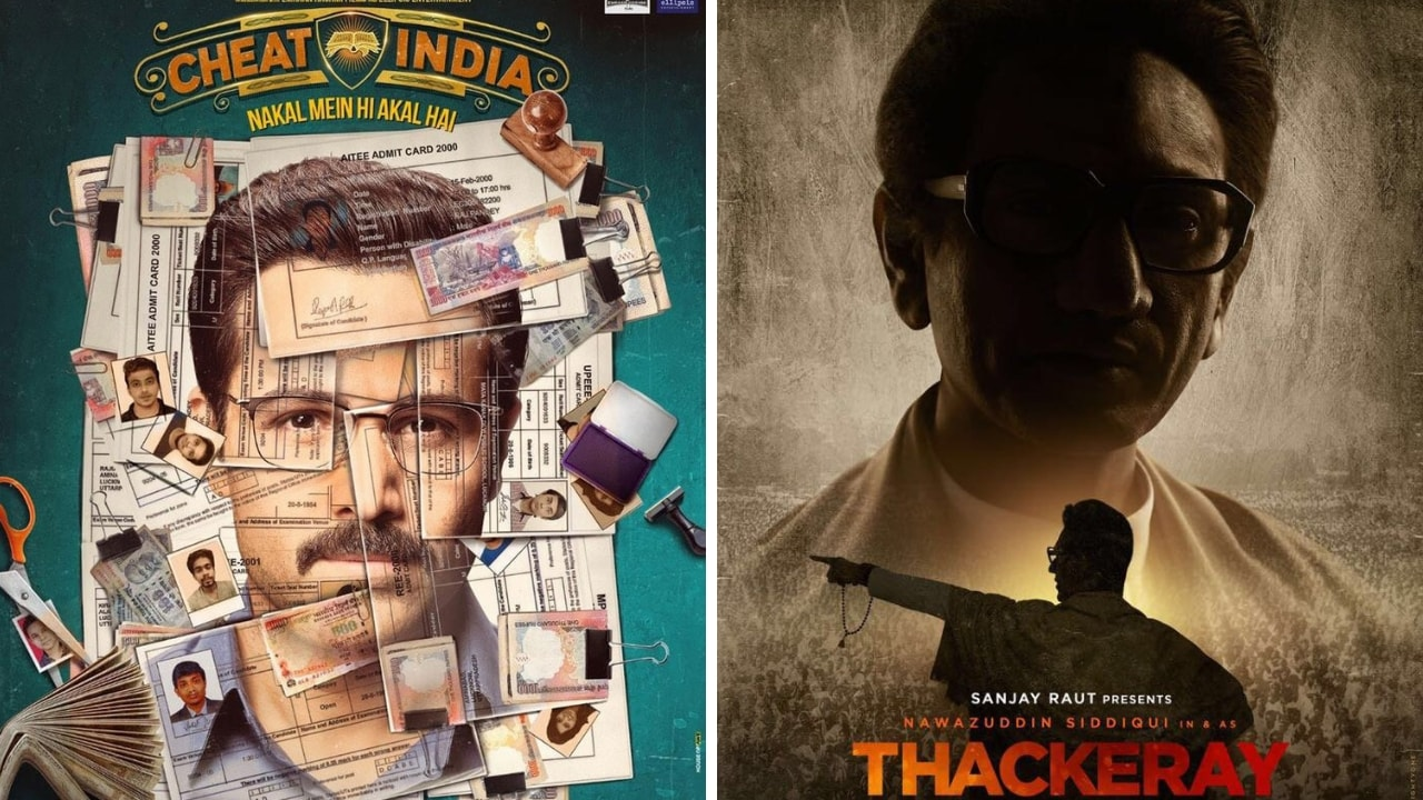 Cheat India, Thackeray posters