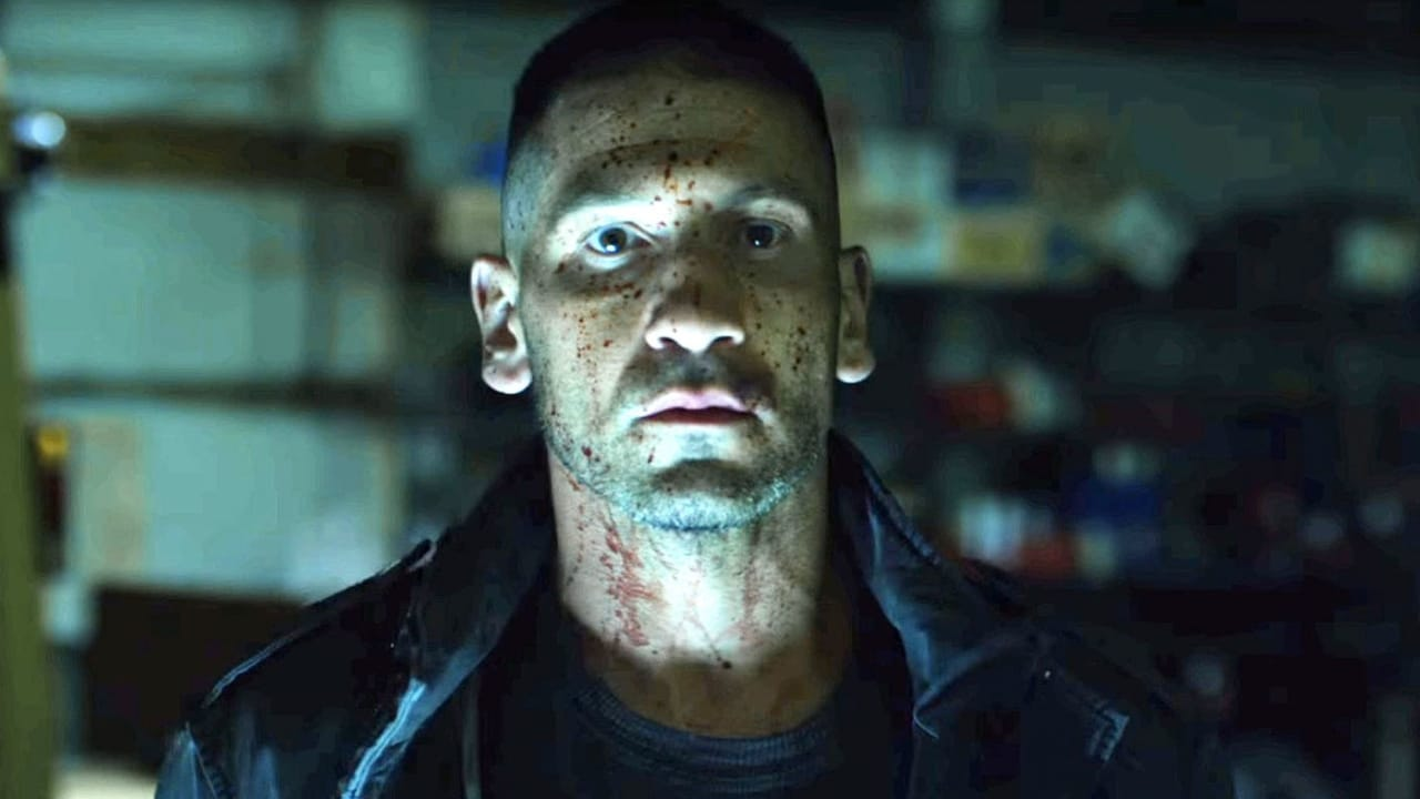A still from The Punisher season 2 trailer. YouTube screengrab