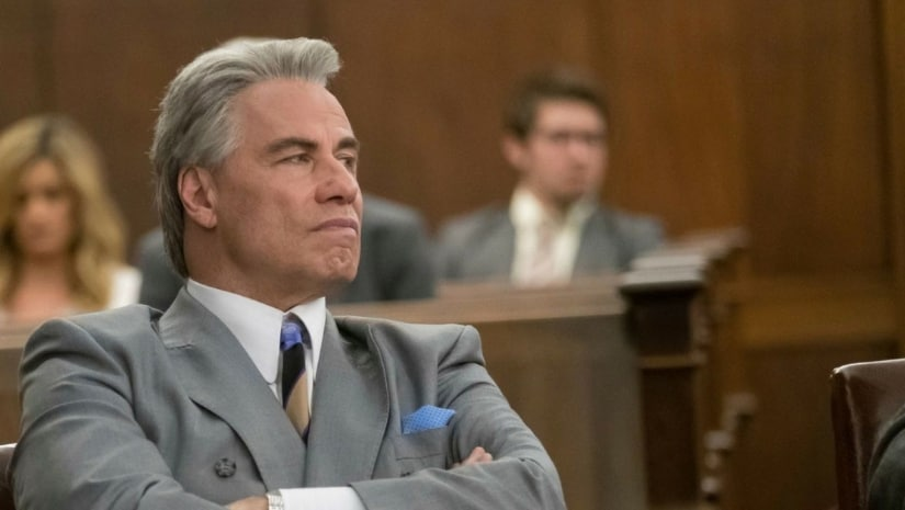 John Travoltas biopic Gotti nominated for Worst Picture category at the 2019 Razzie Awards