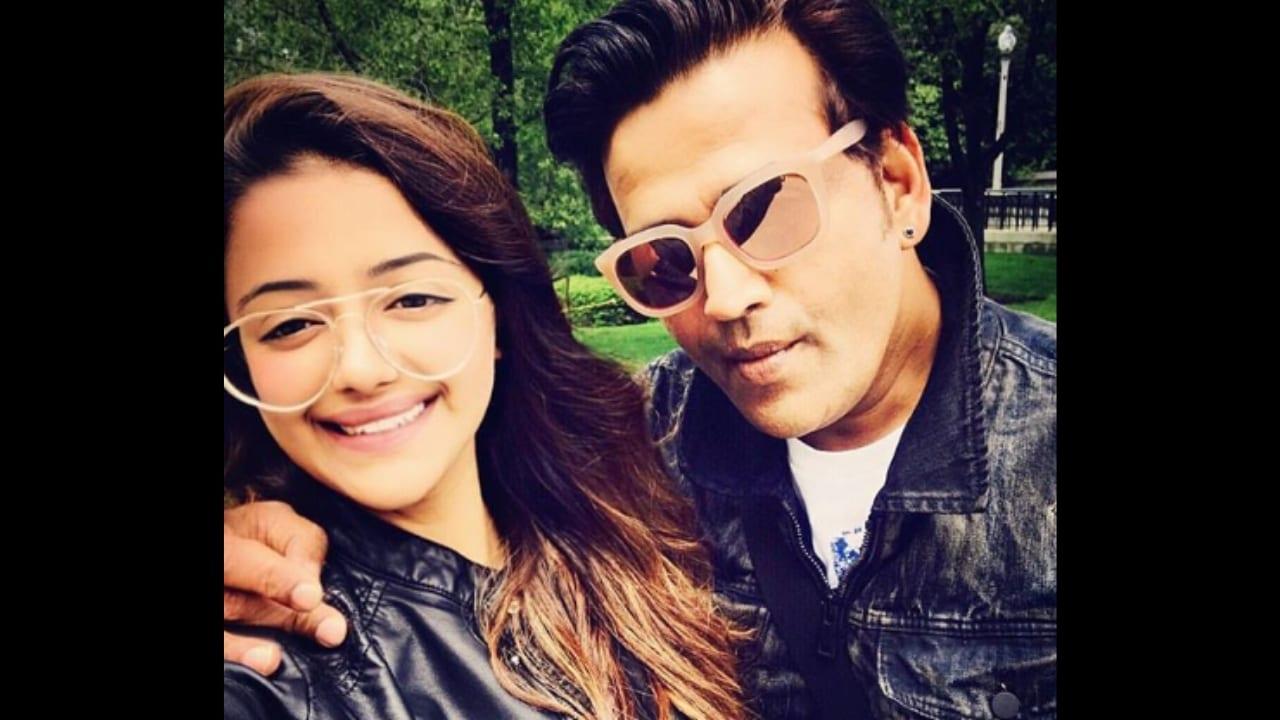 Ravi Kishans daughter Riva to make Bollywood debut with Sab Kushal Mangal alongside Priyaank Sharma