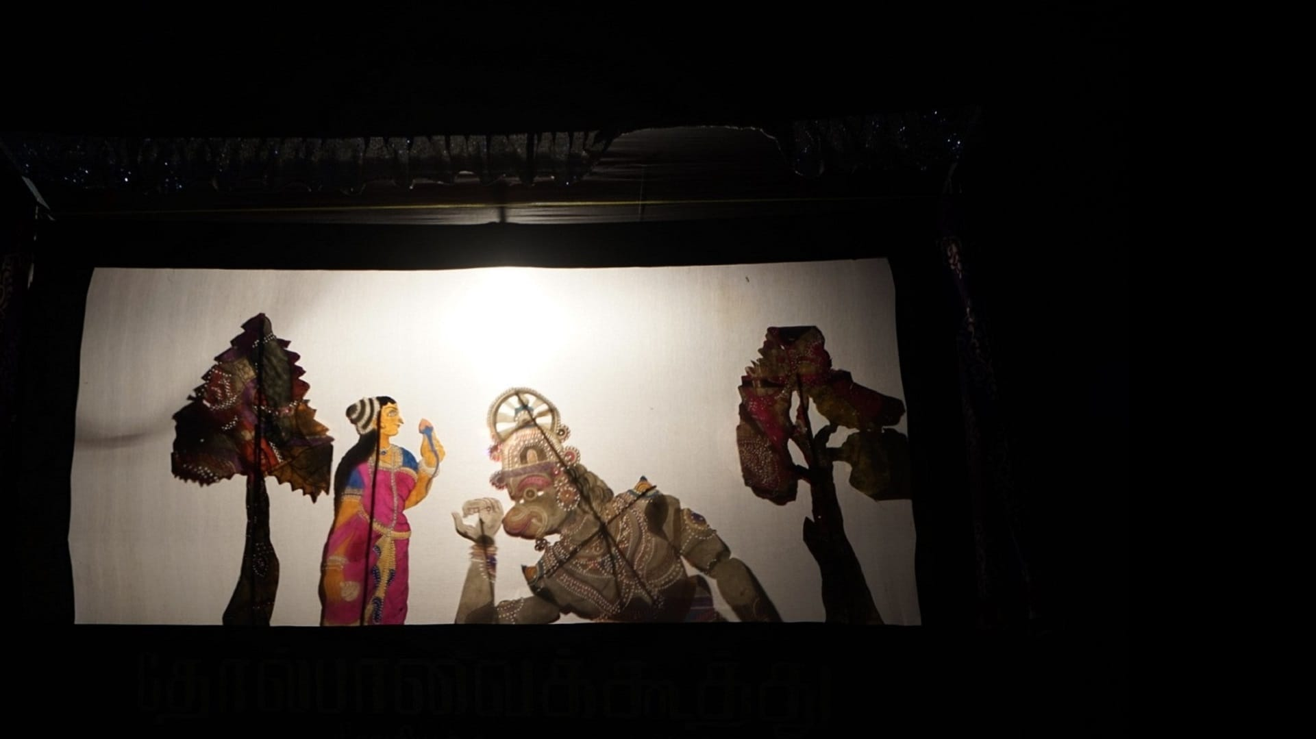 In Tamil Nadu, a 400-year-old tradition of shadow puppetry struggles to survive