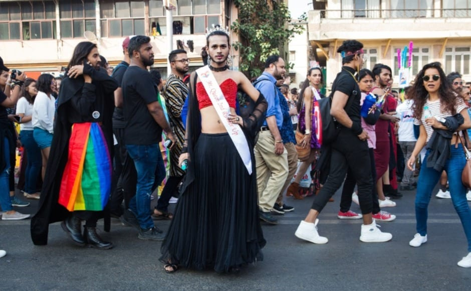 The landmark September 2018 judgement by the Supreme Court of India, which struck down parts of Section 377, has been a significant turning point for the equal rights movement here. Photo by Sahil Jagasia for Firstpost