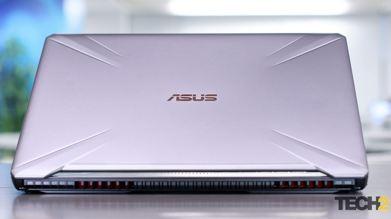 Asus TUF FX705 laptop review: The perfect gaming laptop for the