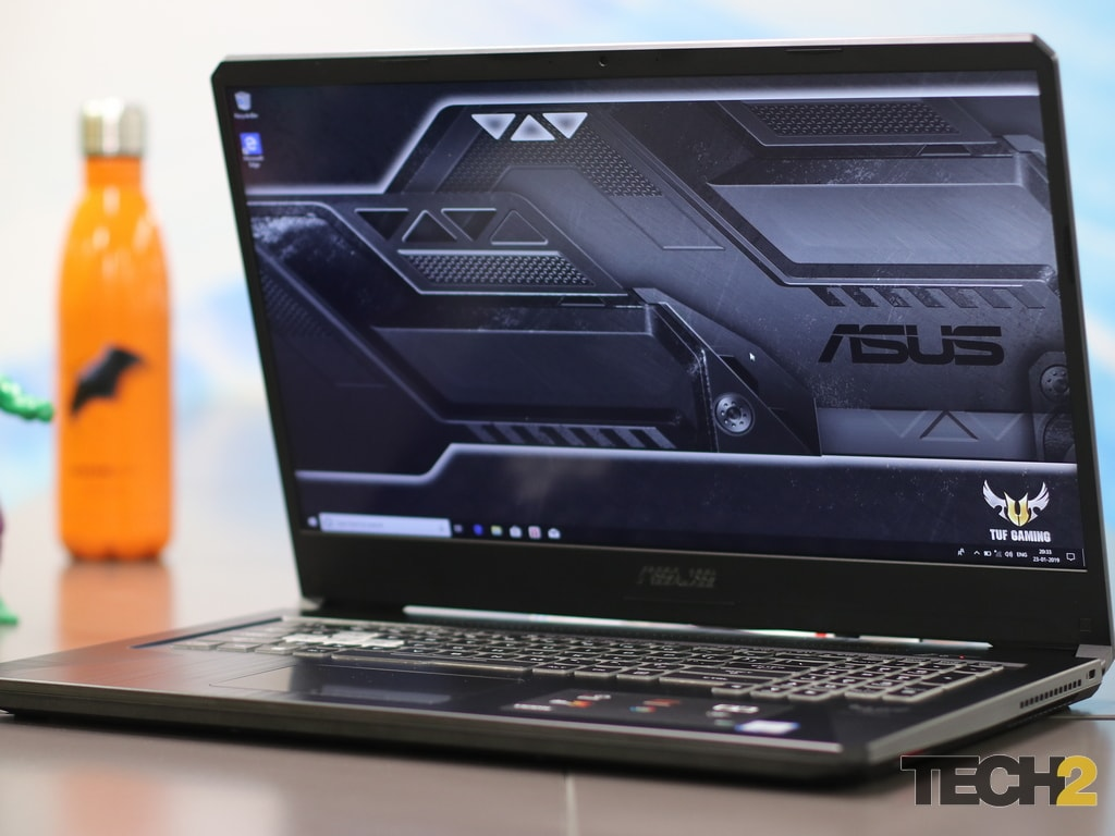 Asus TUF FX705 laptop review: The perfect gaming laptop for the average gamer