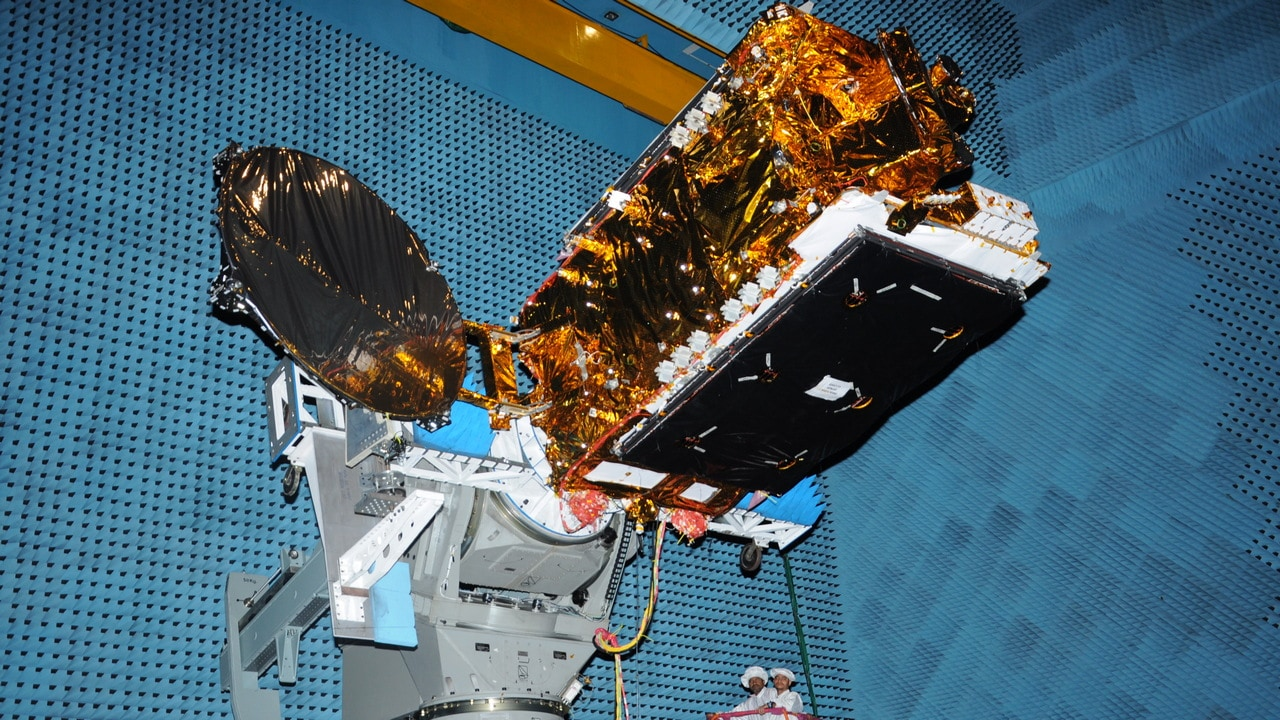 Isro S 40th Communication Satellite Gsat 31 Has Been