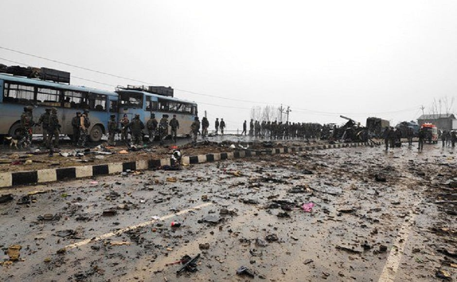 Former Jammu and Kashmir chief ministers Omar Abdullah and Mehbooba Mufti also condemned the attack in the strongest terms. ANI