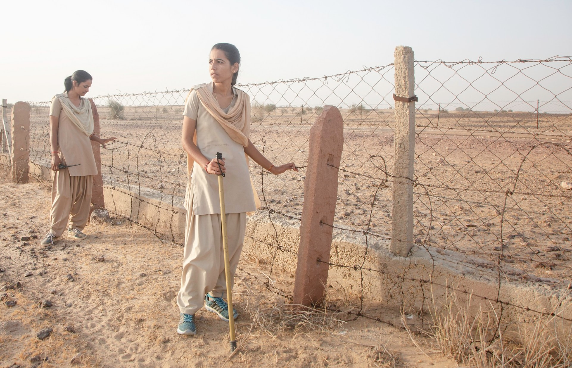 In a remote Rajasthan national park, two women forest guards forge a friendship