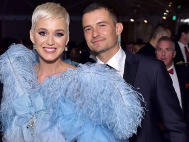 Katy Perry announces on Instagram she's expecting a daughter with Orlando Bloom