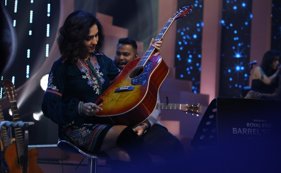 Royal Stag Barrel Select MTV Unplugged S8: Neeti Mohan, Arjun Kanungo, Bhuvan Bam perform in third episode