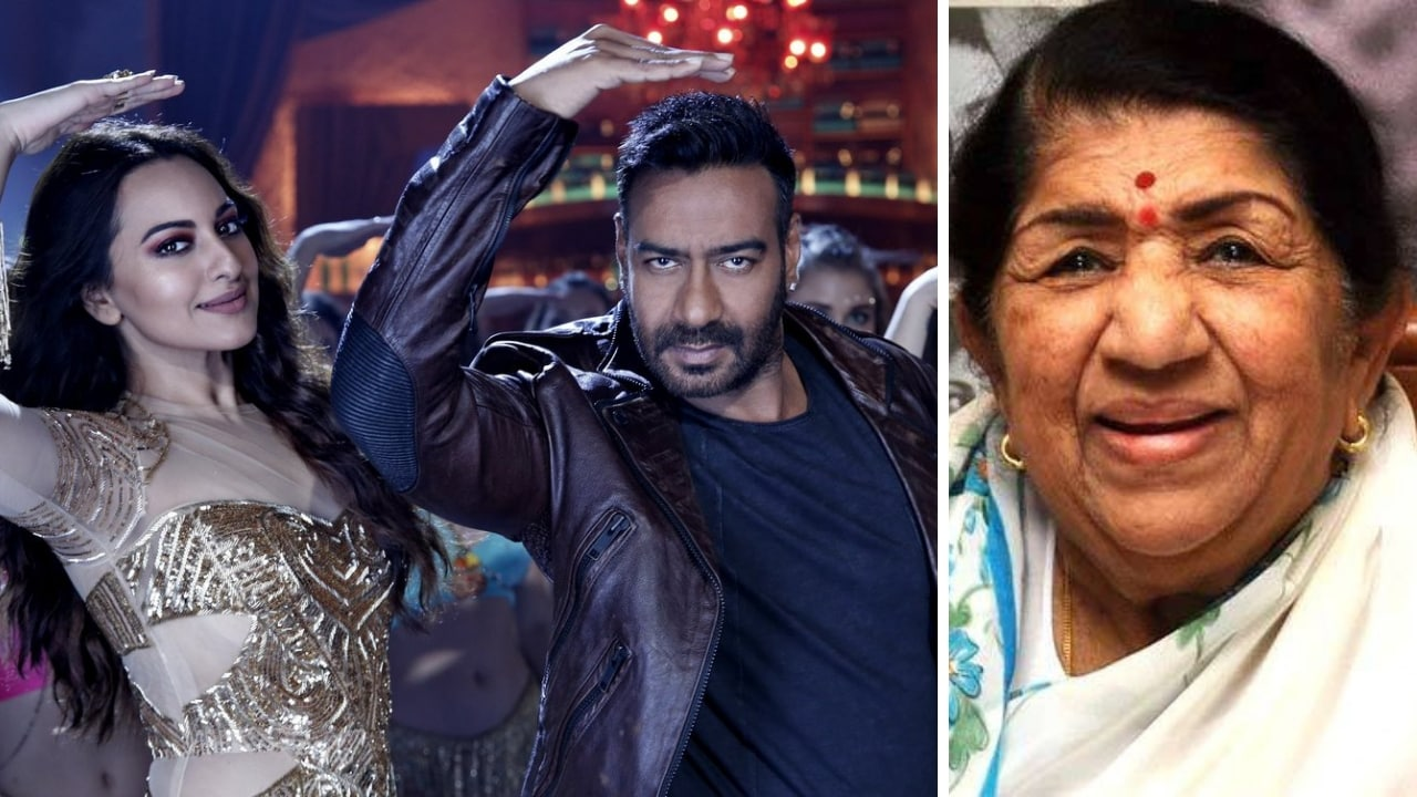 Ajay Devgn on Total Dhamaals Mungda remix controversy: Were ready to apologise to Lata Mangeshkar