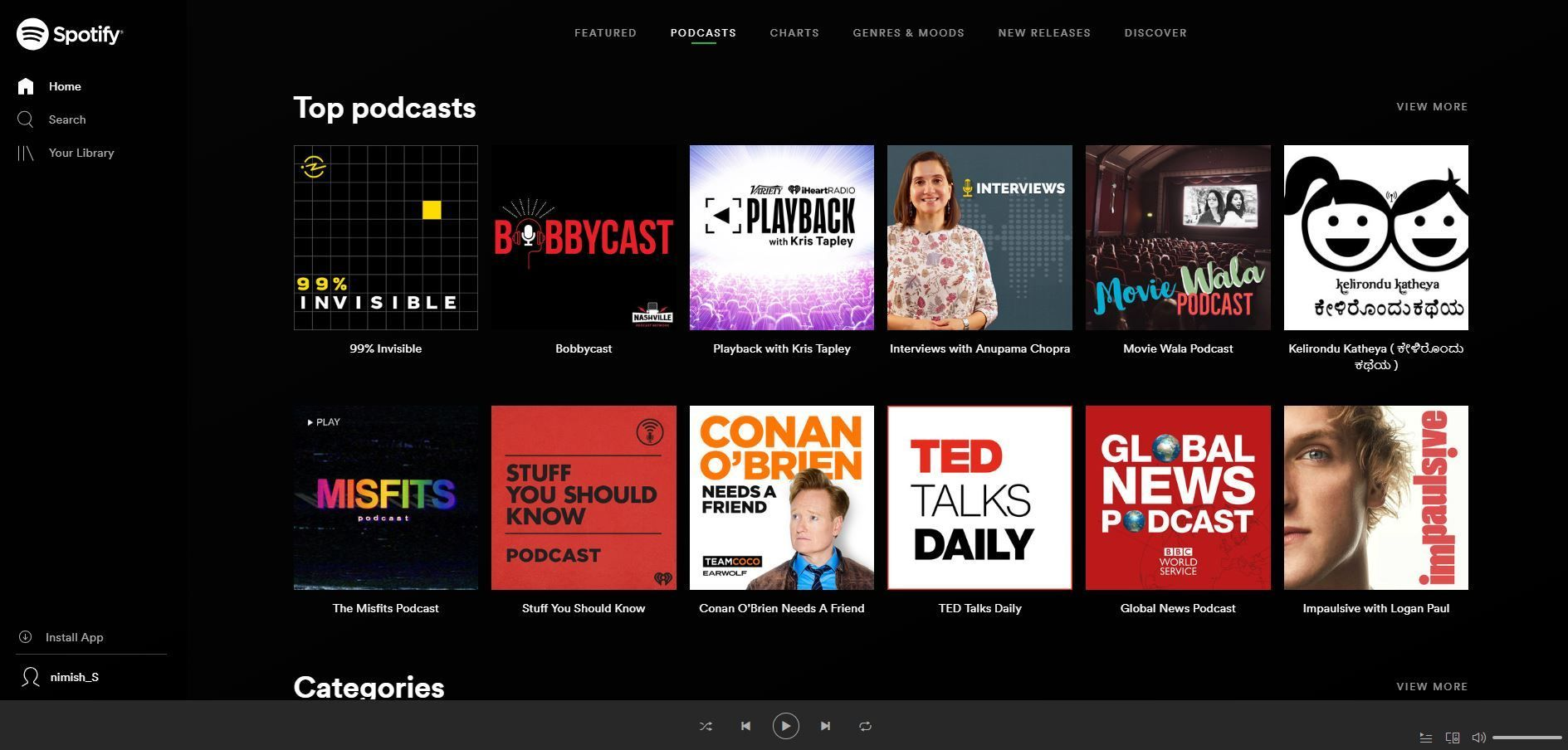 Spotify recently acquired Gimlet and Anchor.fm to reinforce its podcast efforts.
