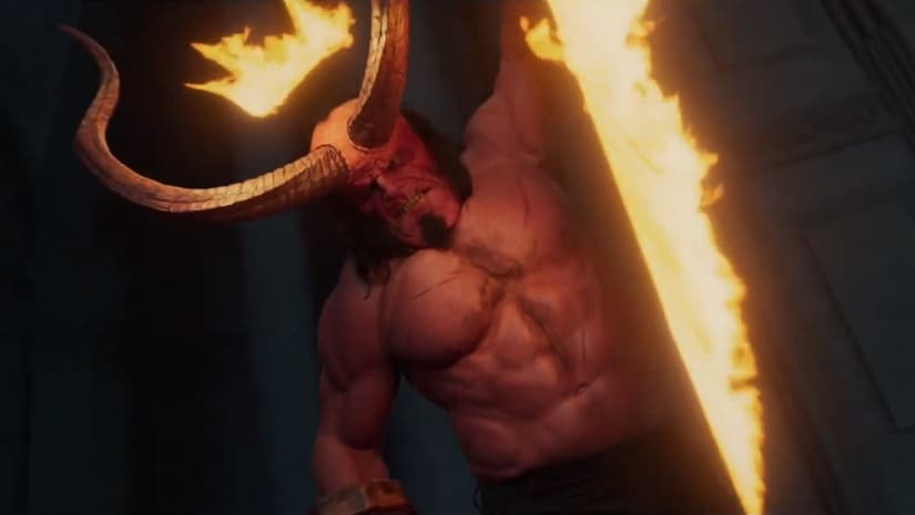 Hellboy Red Band trailer: David Harbour rejects Milla Jovovich's evil proposal in Neil Marshall's darker reboot