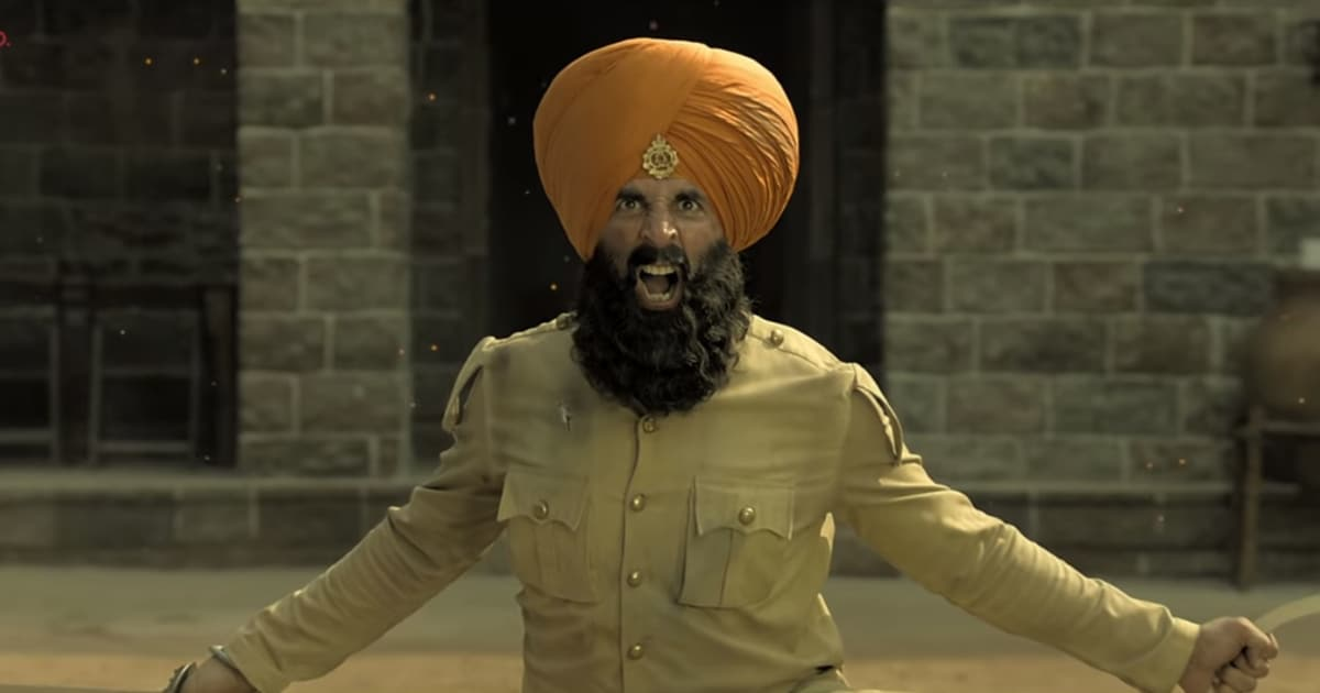 Akshay Kumar on playing a sikh warrior in Kesari: 'Not many actors get to play such a courageous man'