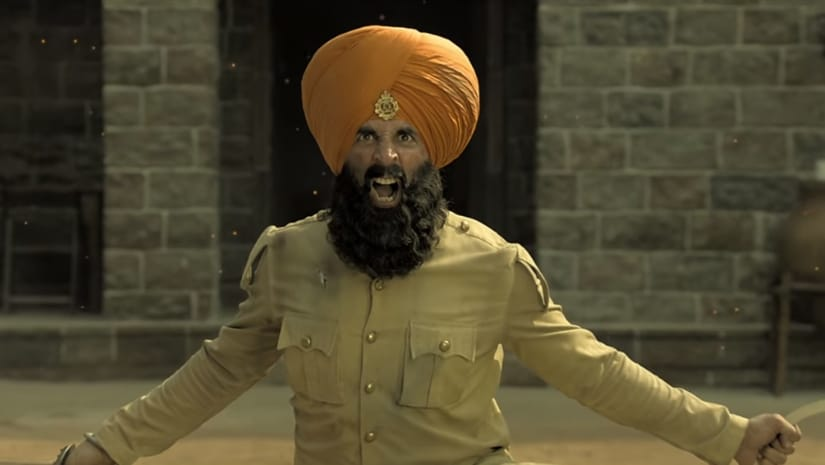 Kesari movie review: Akshay Kumar does a Sunny Deol in this Gadar-style drama with gusto and zero nuance