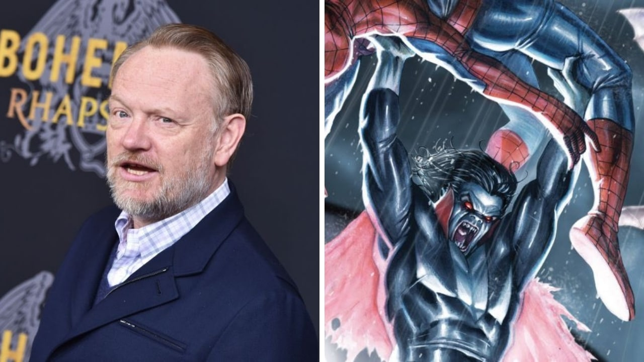 Morbius: Mad Men actor Jared Harris joins Jared Leto in Spider-Man Universe spin-off