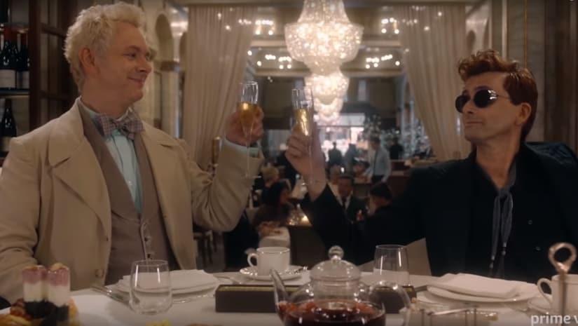Good Omens trailer: Michael Sheen, David Tennant showcase incredible comic rapport as angel and demon