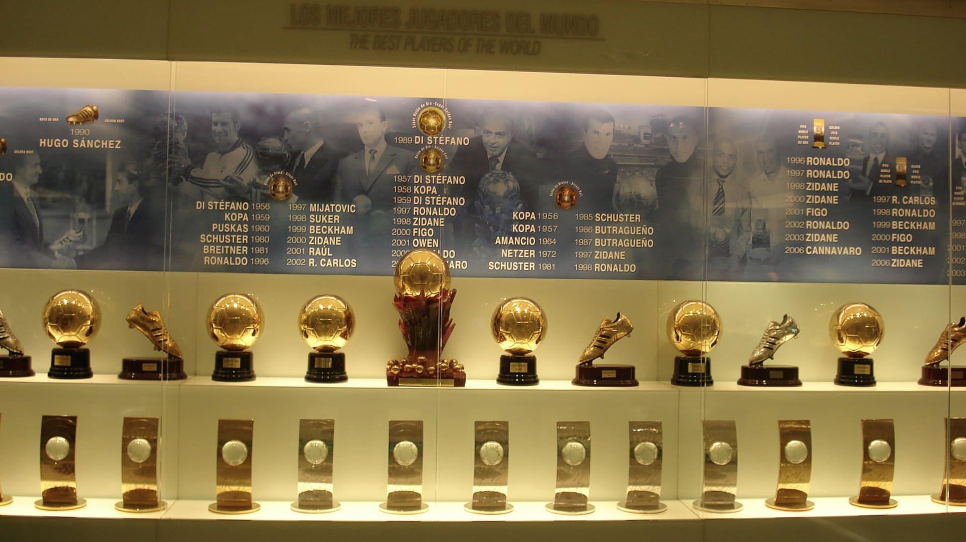 Balónes_de_Oro_at_Real_Madrid_Museum