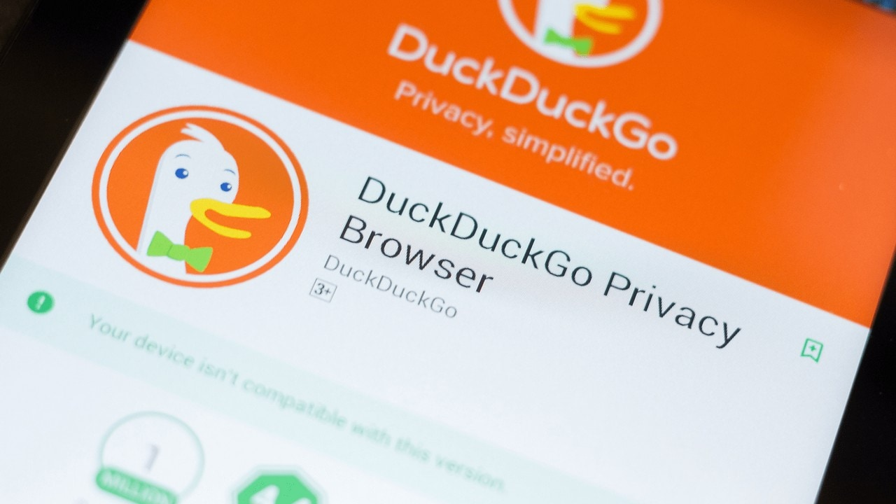 Google adds private search engine DuckDuckGo as a default option in Chrome