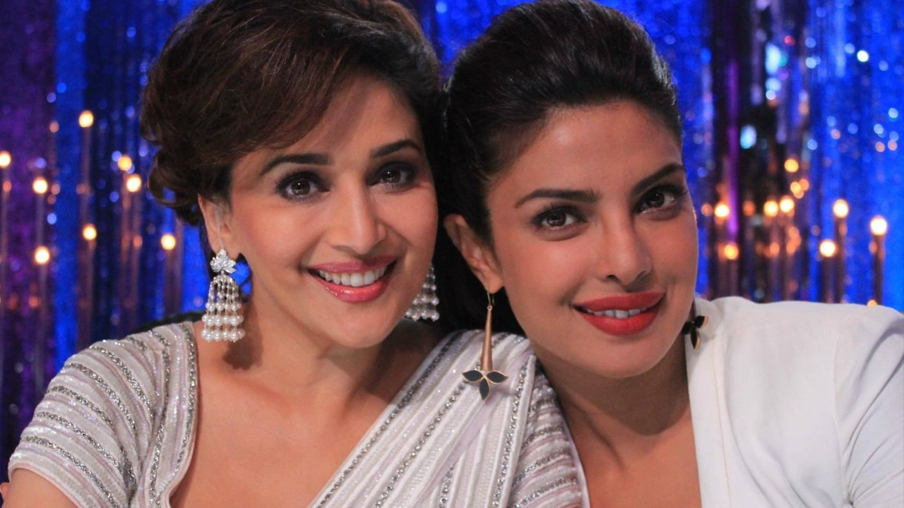 Madhuri Dixit on her Priyanka Chopra-produced sitcom: TV is difficult to crack, were still waiting for confirmation
