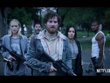 Black Summer trailer: Netflix's Z Nation prequel heightens the horror and claustrophobia quotient