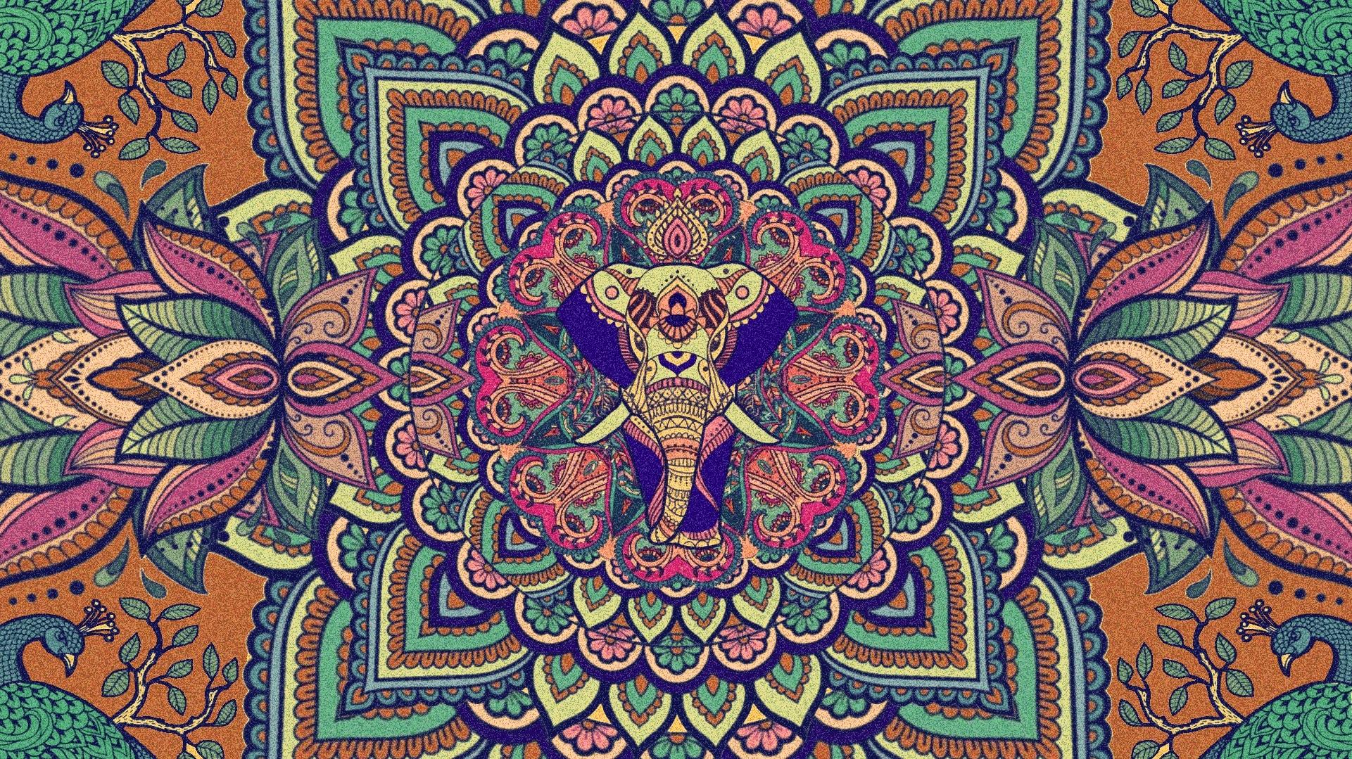 PeacockGanesha