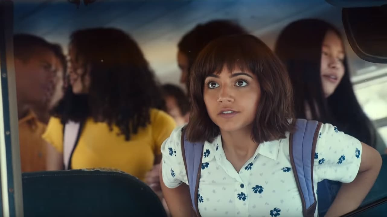 DORA THE EXPLORER Movie Trailers Explores the Jungle and High School