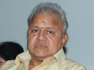 DMK suspends actor and senior party leader Radha Ravi for making misogynistic remarks against actress Nayanthara