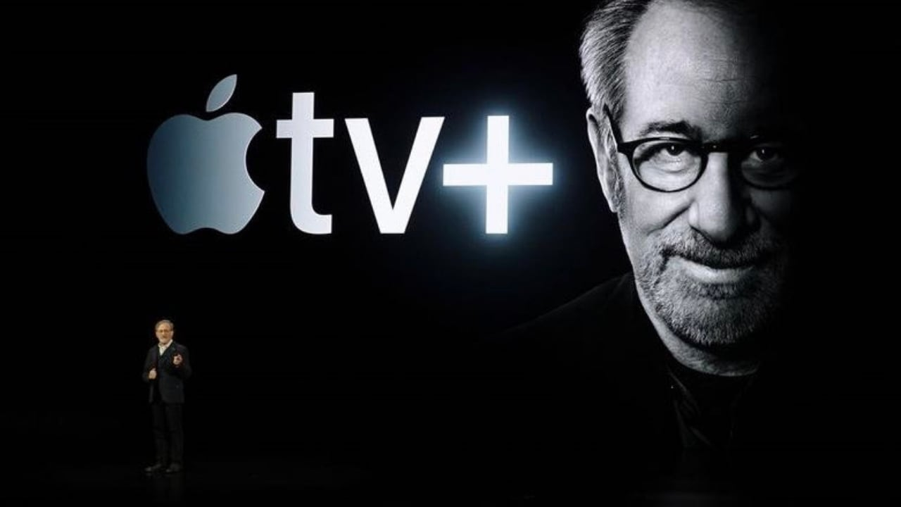 From Netflix hater to Apple ambassador: Steven Spielberg criticised by Twitterati following deal with Apple TV+