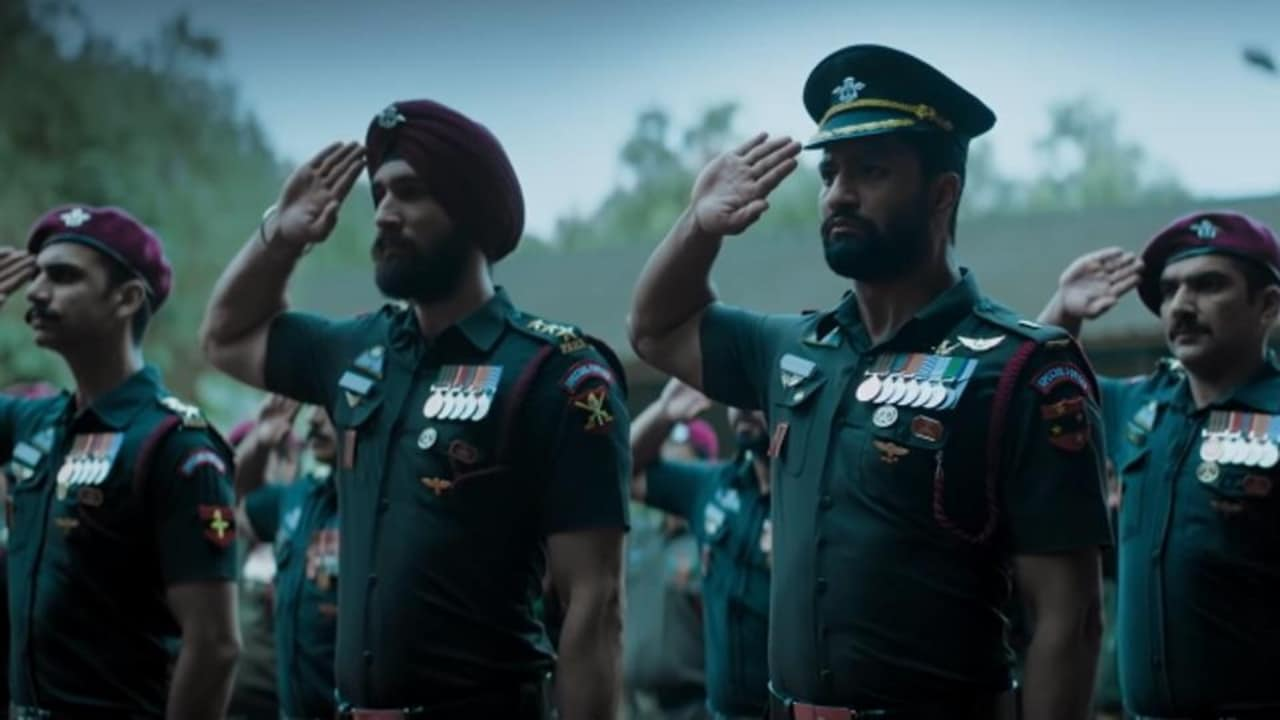 Uri: The Surgical Strike — Vicky Kaushal's military drama becomes 10th highest-grossing Hindi film
