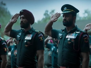 How accurate is New Bollywood with Military Films?