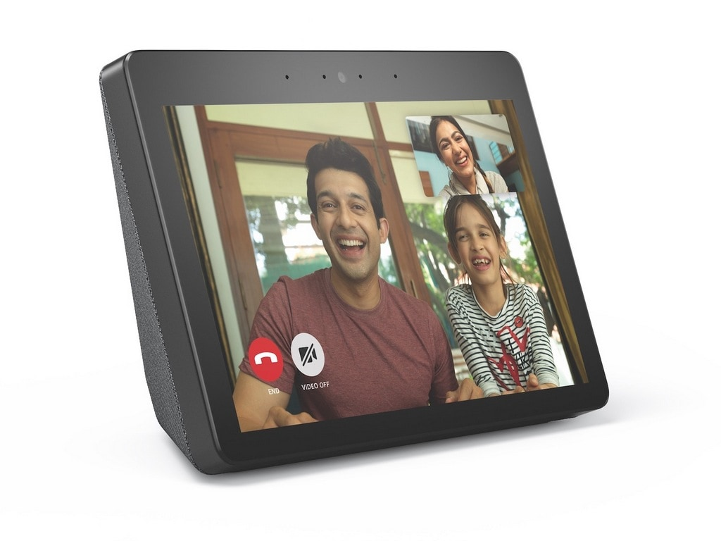 Amazon Echo Show announced in India with 10-inch HD display for Rs 22,999