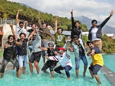 Ranveer Singh shares first picture with 83 team from their training schedule in Dharamshala
