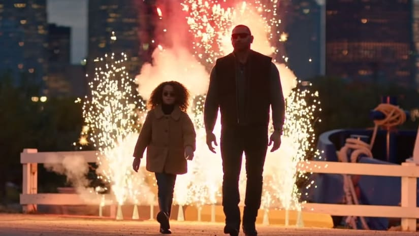 My Spy trailer: Dave Bautista teams up with a precocious 9-year-old girl on a secret mission