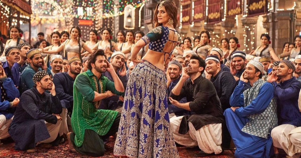 Kalank: Aira Gaira is a progression from Chikni Chameli, but also yet another item song Karan Johar couldve done away with