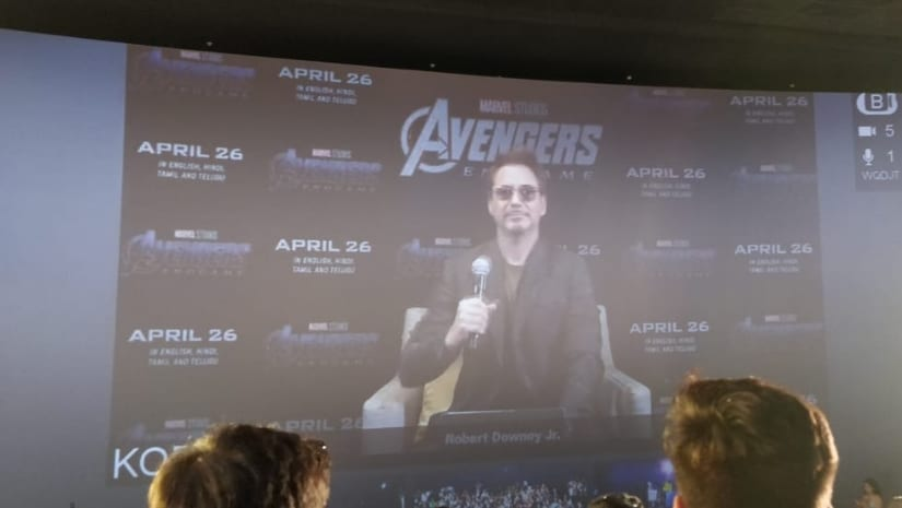 Avengers: Endgame — Robert Downey Jr on favourite Iron Man costume, and what he would name his kids with Pepper Pott