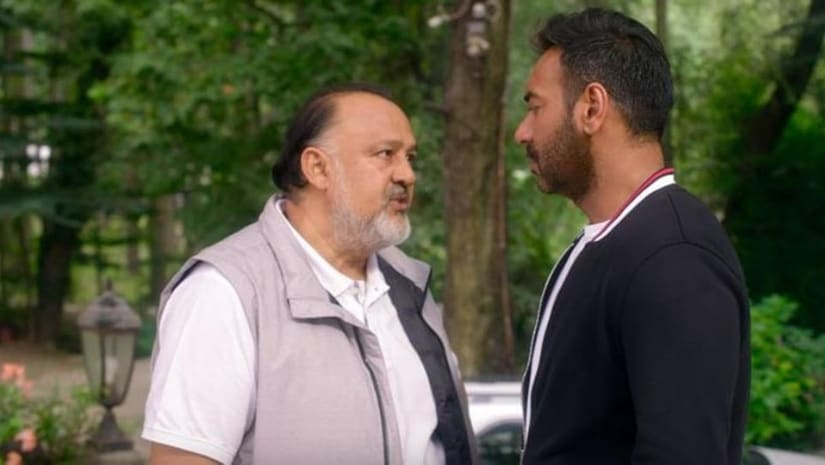 Tanushree Dutta attacks Ajay Devgn for working with Alok Nath: No option but to put up with fake heroes