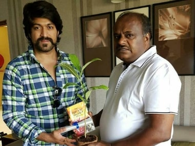 KGF star Yash threatened by HD Kumaraswamy: Stars like him wouldn't survive if not for producers like us