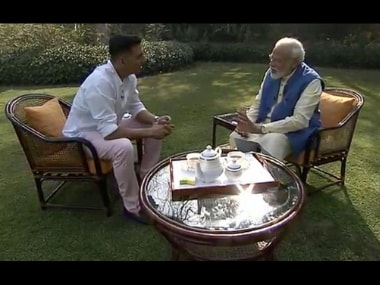 Oppositions ire at Narendra Modis interview by Akshay Kumar is the reaction of outsmarted defeatists