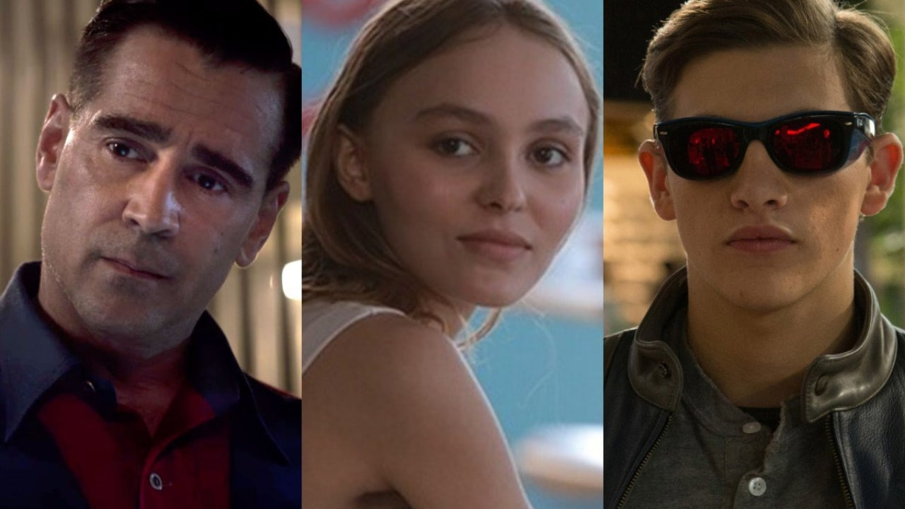 Colin Farrell, Tye Sheridan, Lily-Rose Depp to star in Limitless director Neil Burgers sci-fi thriller, Voyagers