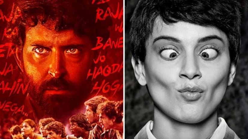Super 30 vs Mental Hai Kya: Kangana Ranauts sister Rangoli claims Hrithik Roshan is instigating media against actress