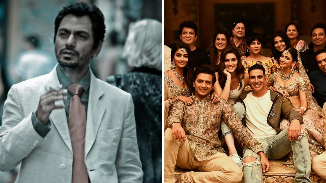 Housefull 4: Nawazuddin Siddiqui to join Akshay Kumar, Kriti Sanon, Bobby Deol for special song sequence