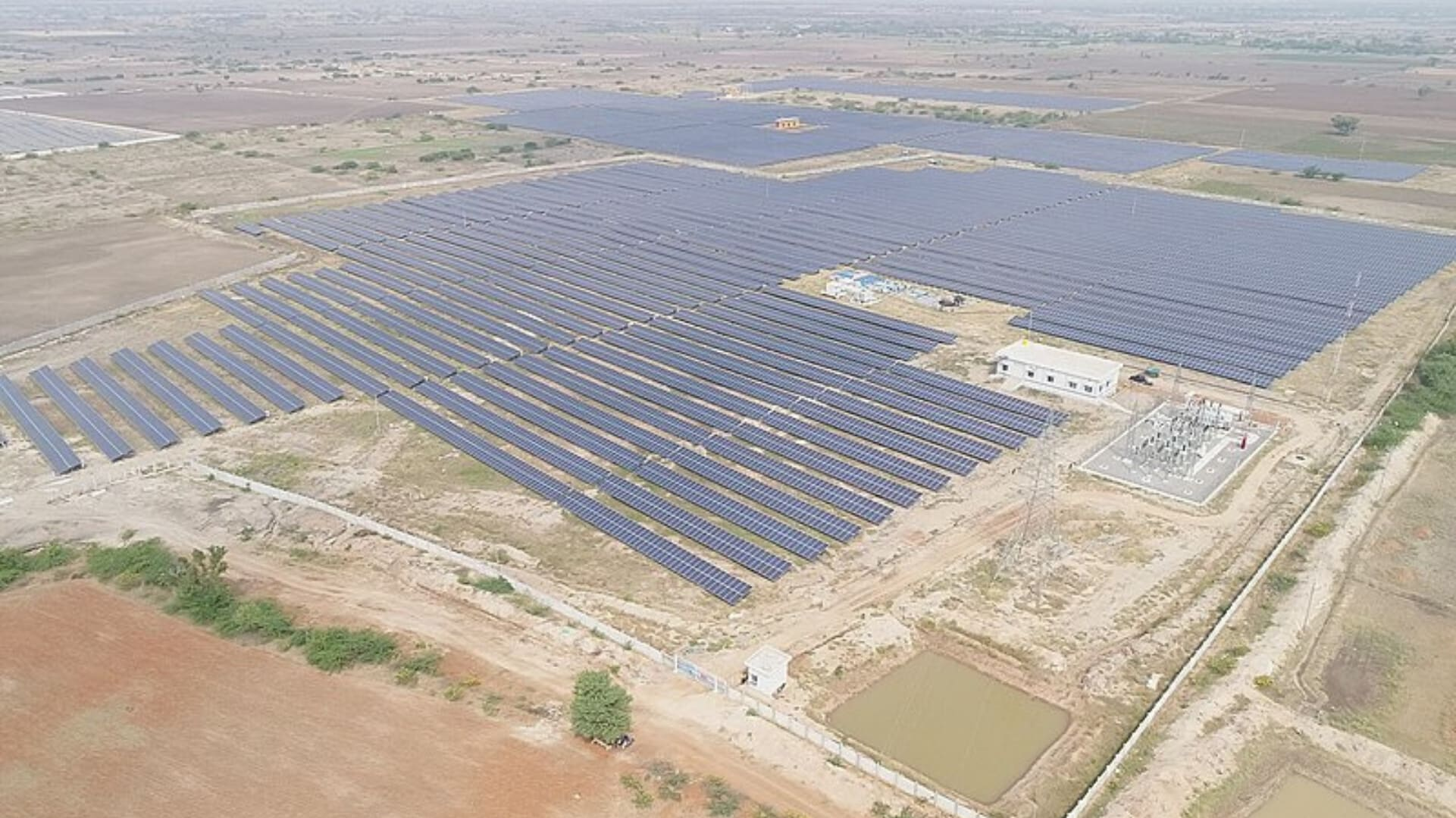 With no waste disposal plan, India's solar power programme may lead to loss of biodiversity